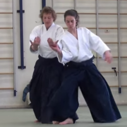 Aikido - Kayla Feder Sensei (6th dan)