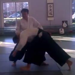 Aikido - Mimuro Sensei (7th dan)