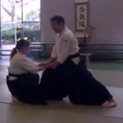 Aikido - Mimuro Sensei (7th dan) (2)
